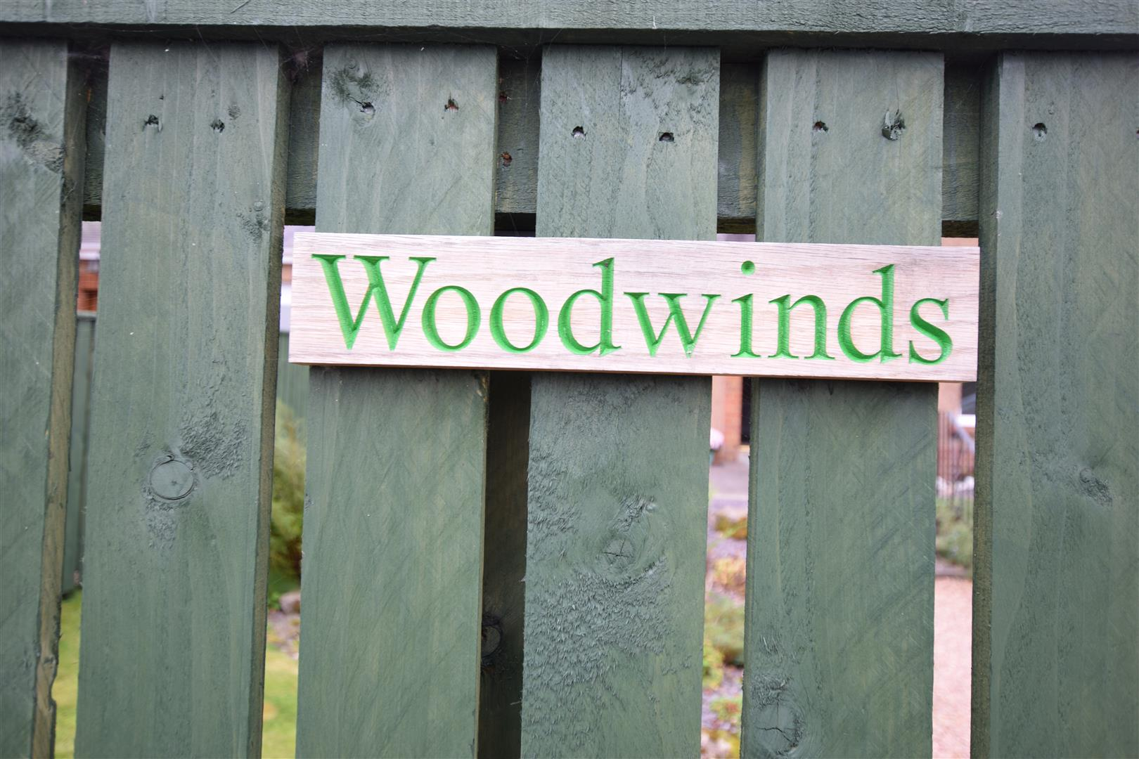 Woodwinds, Hope Place, Crieff, Perthshire, PH7 3DL, UK